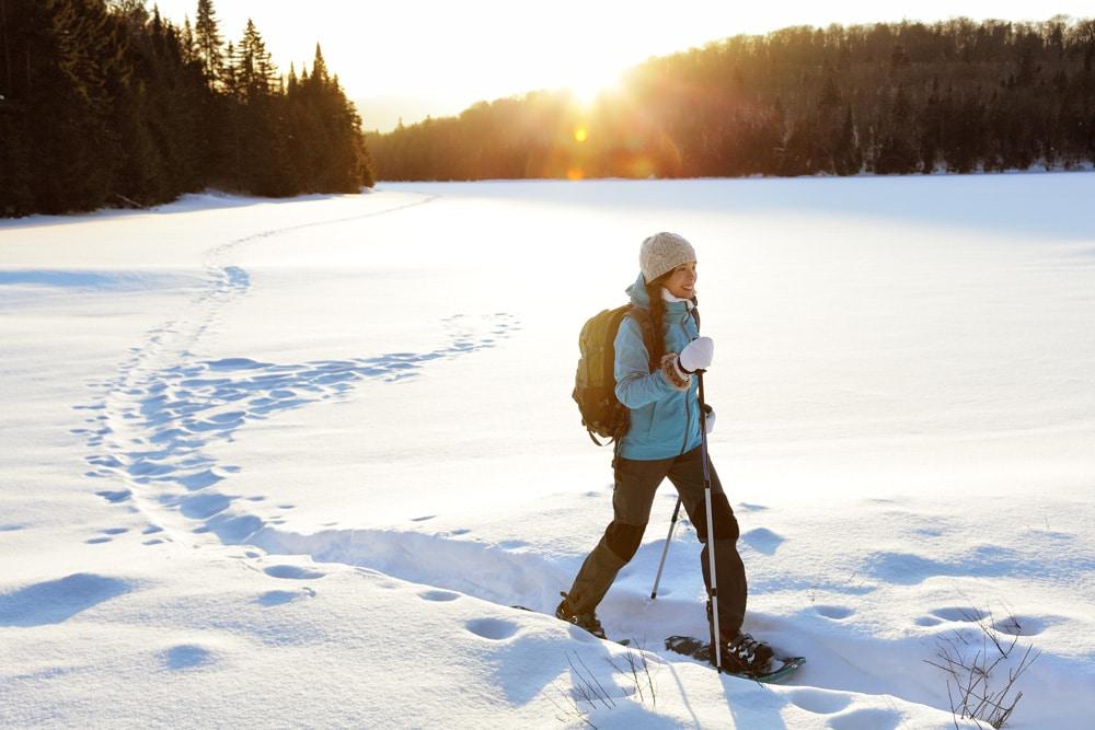 L'hiver canadien: comment profiter des joies de la nature le temps d'un voyage