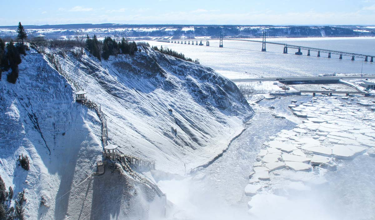 5 bonnes raisons de découvrir le Québec durant l'hiver