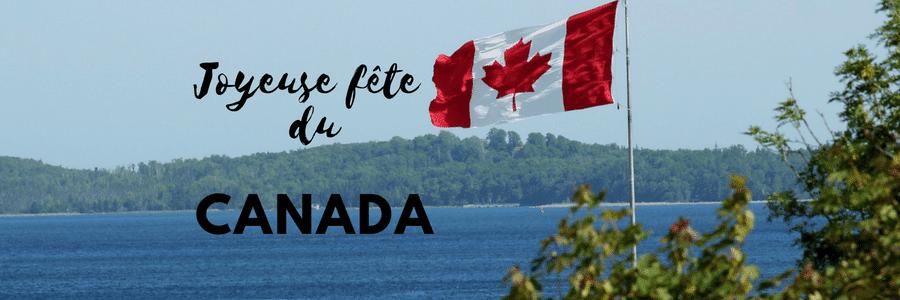Joyeuse Fête du Canada