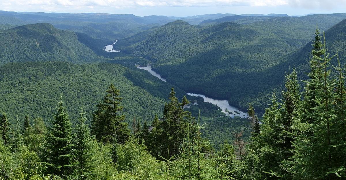 Découvrez les parcs nationaux du Québec